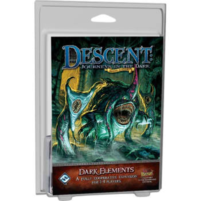 Descent Second Edition: Dark Elements Expansion
