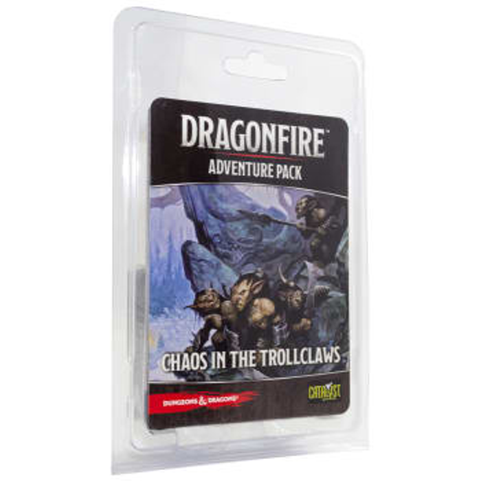 Dragonfire Adventures: Chaos in the TrollClaws Expansion