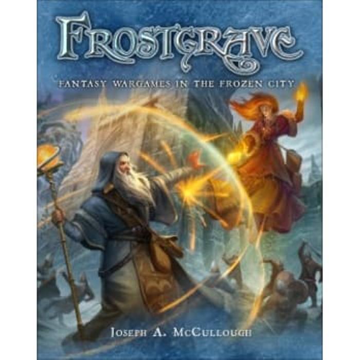 Frostgrave: Fantasy Wargames
