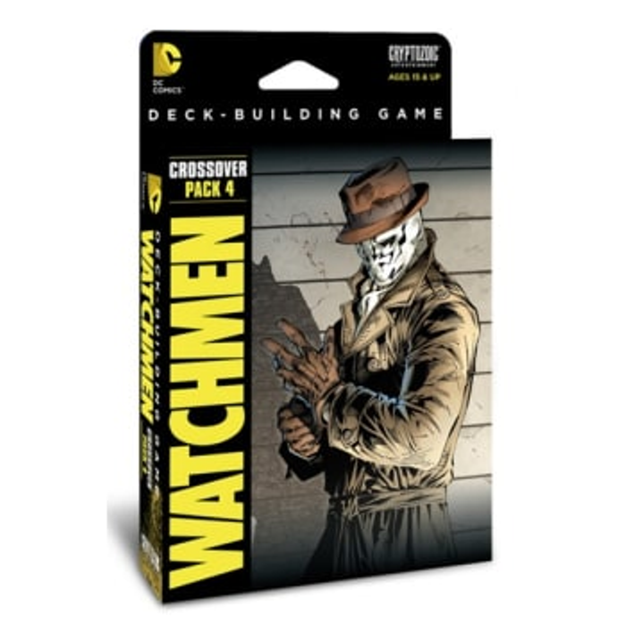DC Deck-Building Game: Crossover Pack 4 - Watchmen
