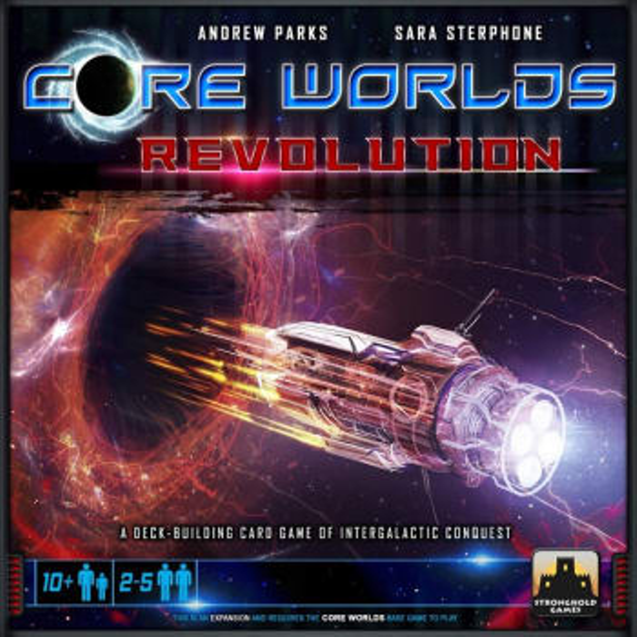 Core Worlds: Revolution Expansion