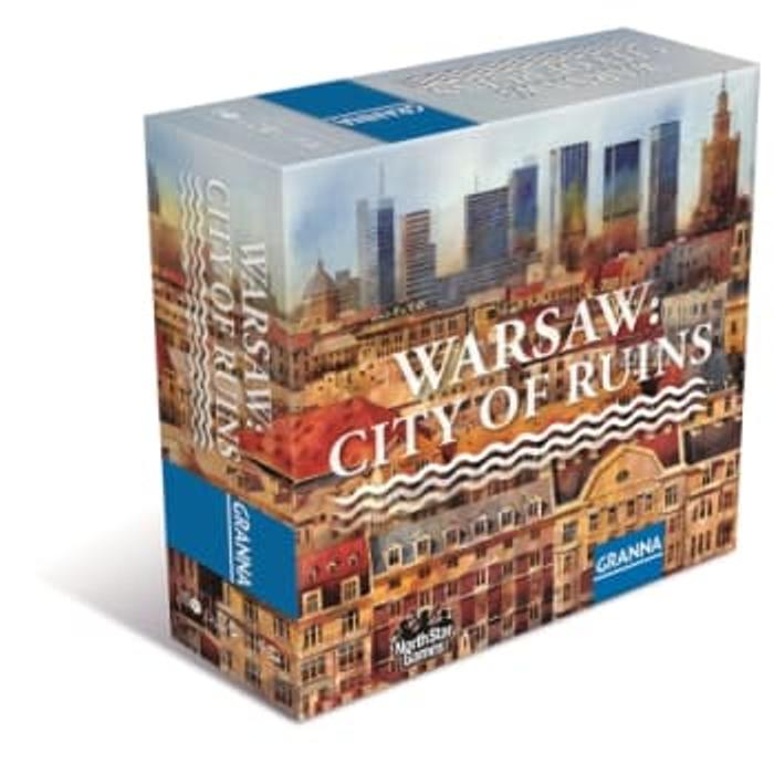 Warsaw: City of Ruins