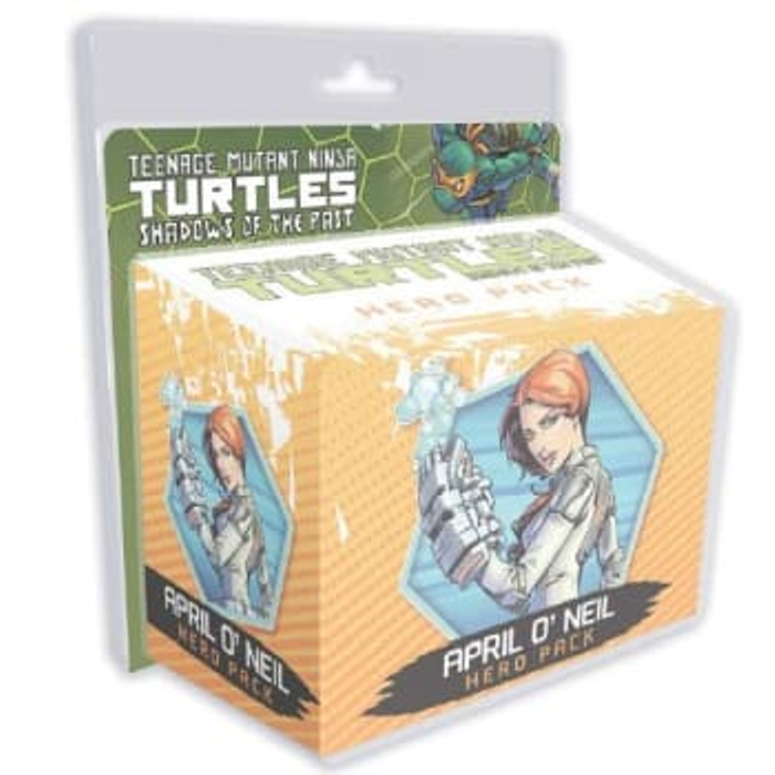 TMNT Shadows of the Past: April O`Neil Hero Pack Expansion