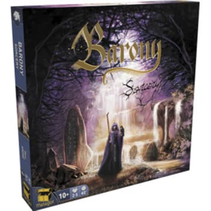 Barony: Sorcery Expansion