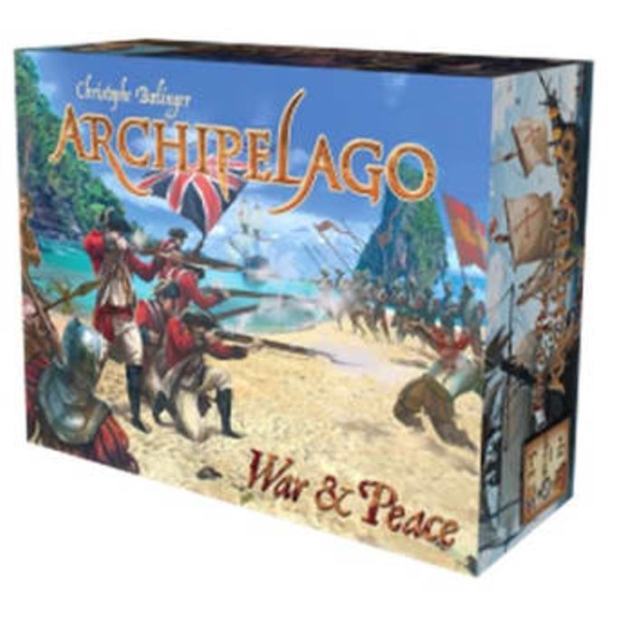 Archipelago: War & Peace Expansion