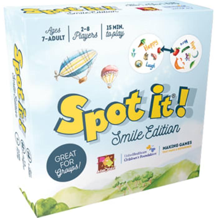 Spot It! Smile