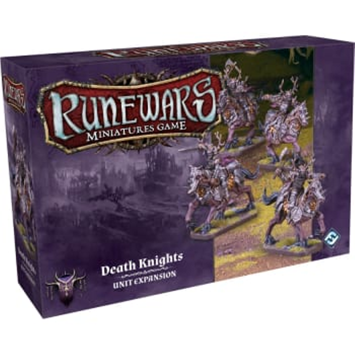 Runewars The Miniatures Game: Death Knights Unit Expansion