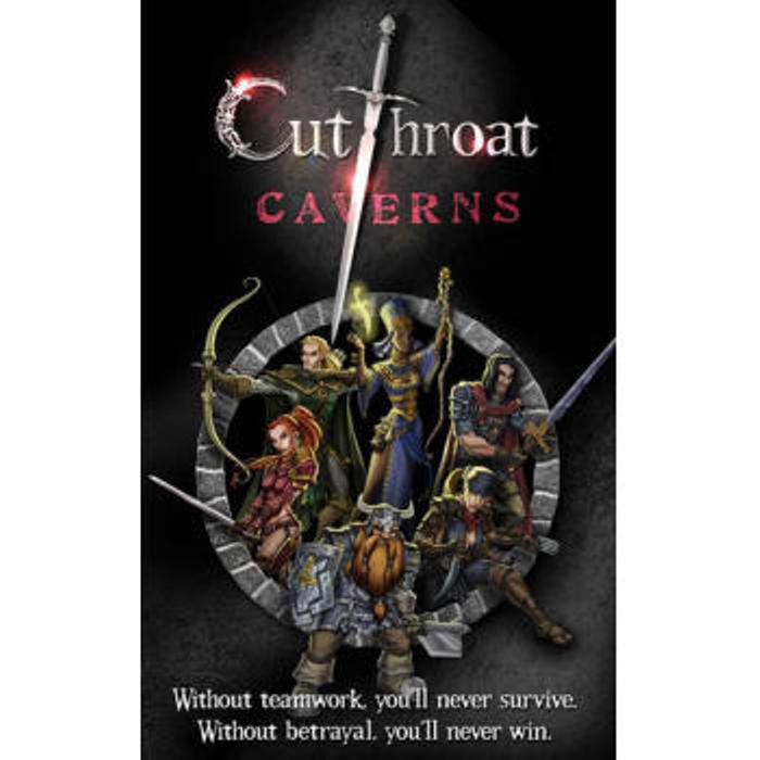Cutthroat Caverns Core Set