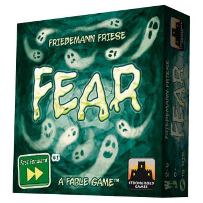 Fast Forward Series 1: Fear