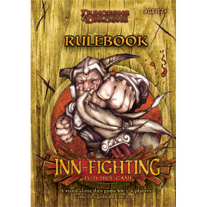 Dungeons & Dragons: Inn-Fighting Dice Game