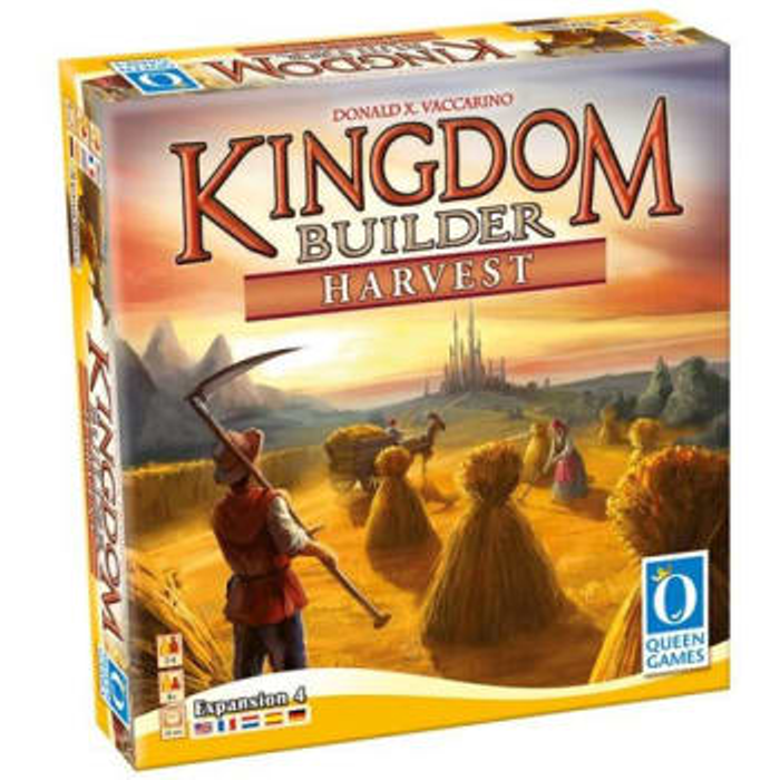 Kingdom Builder: Harvest Expansion