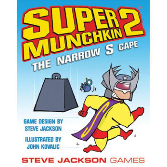 Super Munchkin 2: Narrow S Cape Expansion