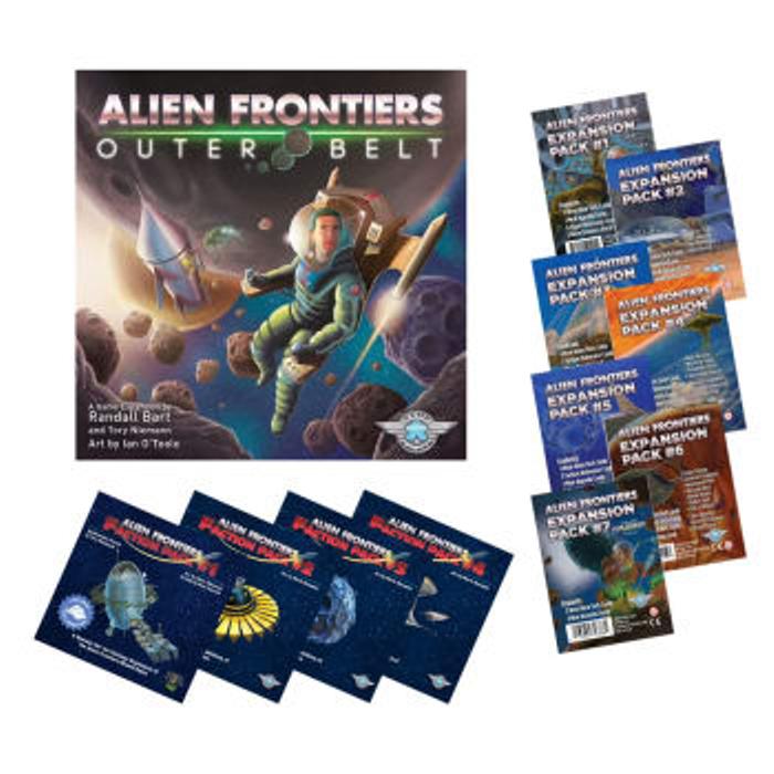 Alien Frontiers Expansions Bundle