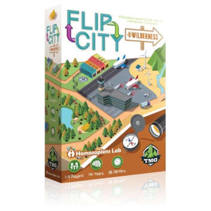 Flip City: Wilderness