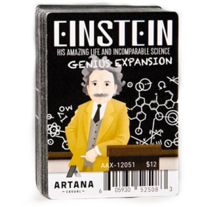 Einstein: Genius Expansion