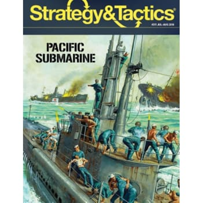 Strategy and Tactics 311: Pacific Subs
