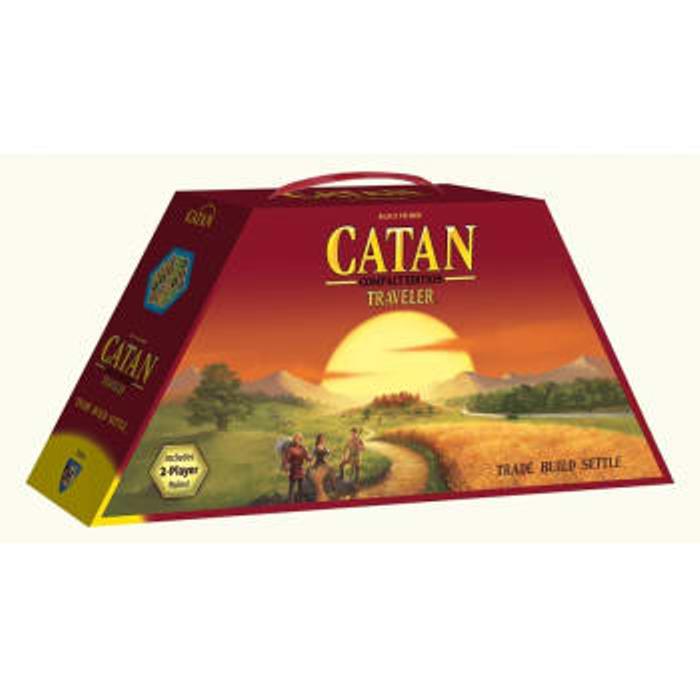 Catan: Traveler Edition