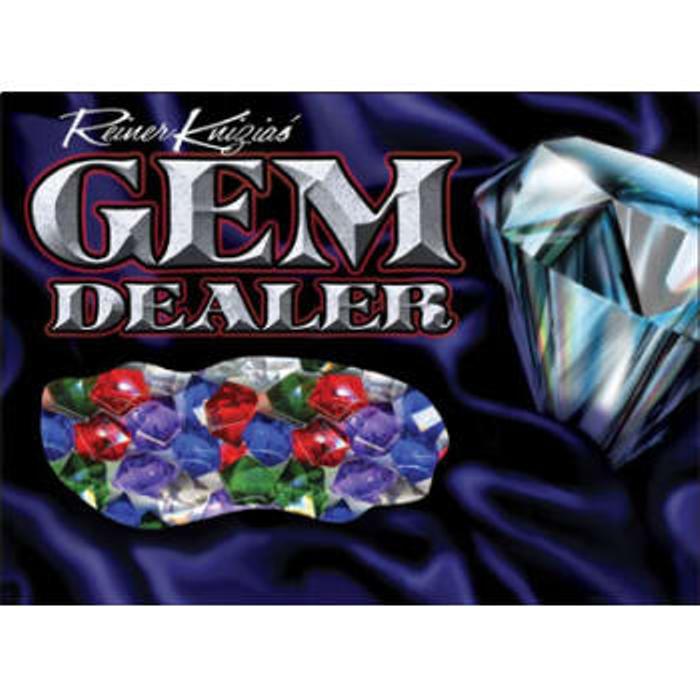 Gem Dealer Board Game