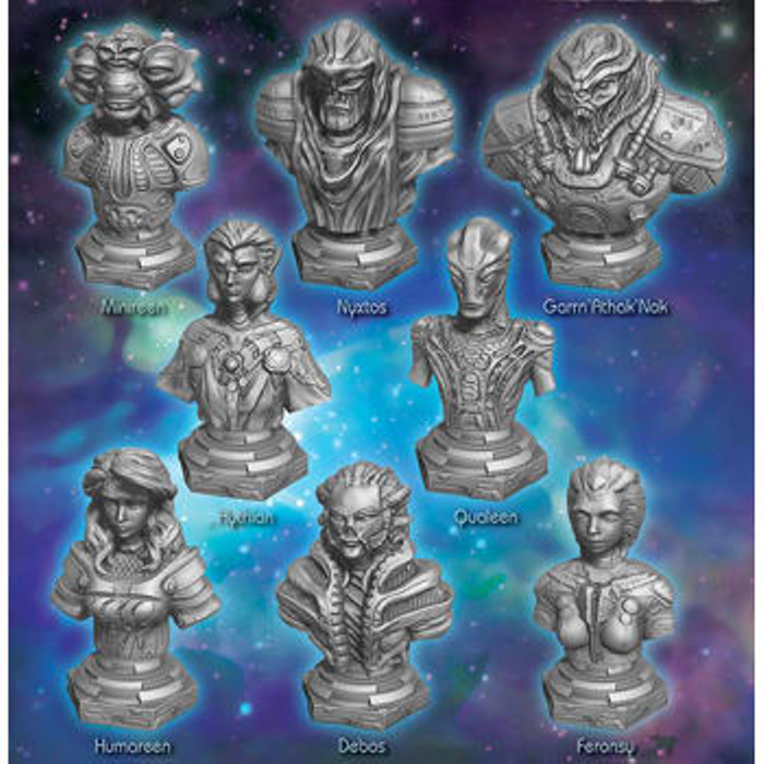 Among The Stars: Miniatures Pack