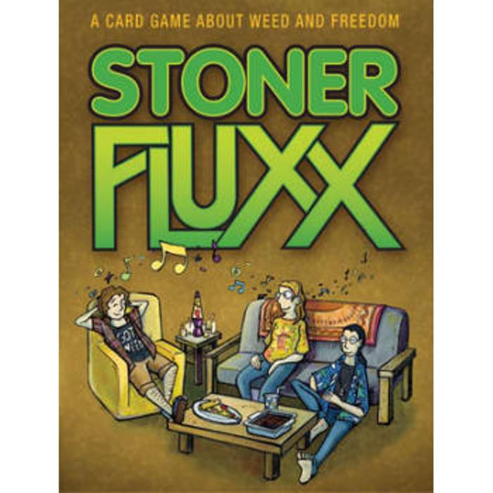 Stoner Fluxx Card Game