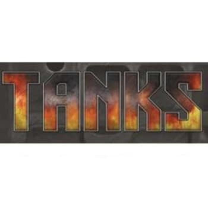 Tanks: Minsk Game Mat