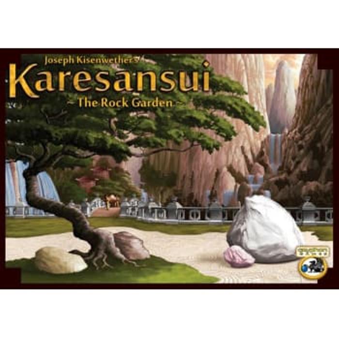 Karesansui: The Rock Garden