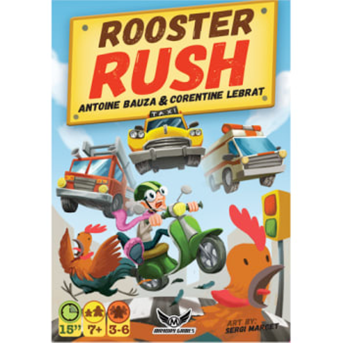 Rooster Rush