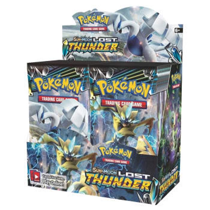 Pokemon - SM Lost Thunder Booster Box