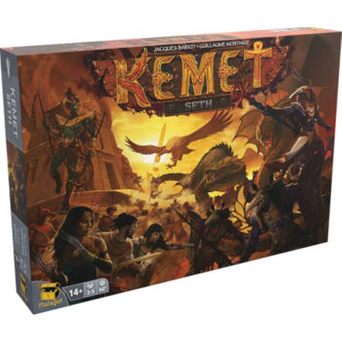 Kemet: Seth Expansion