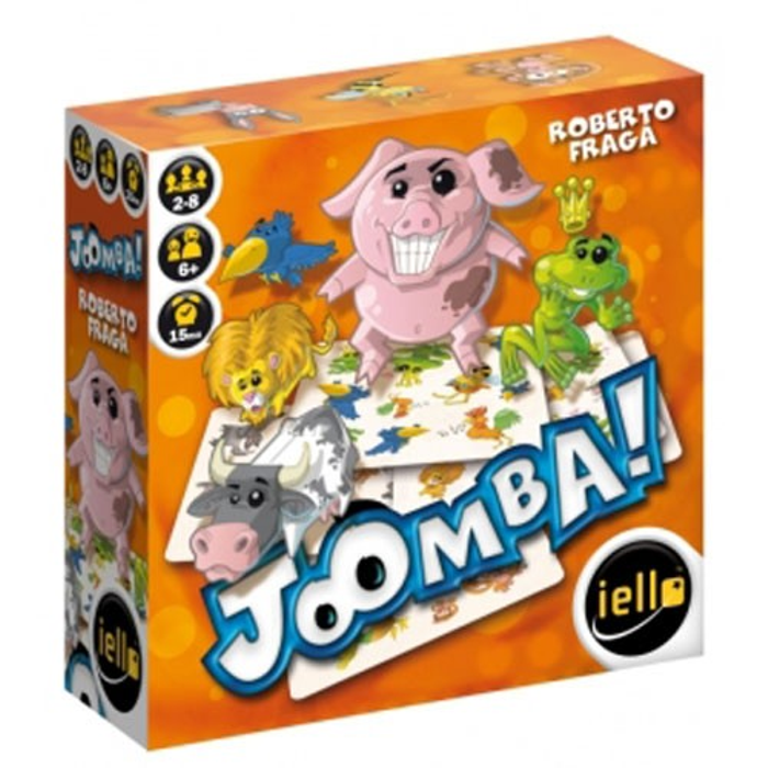 Joomba!