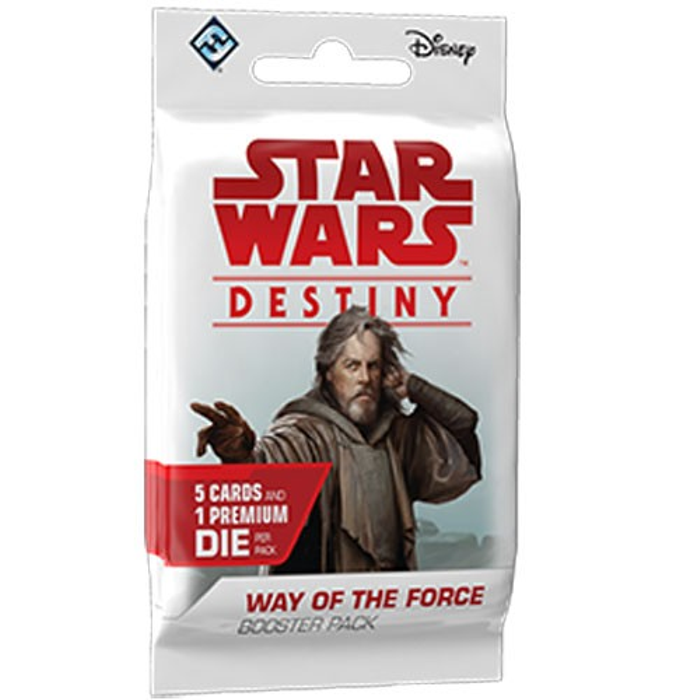 Star Wars Destiny: Way of the Force - Booster Pack
