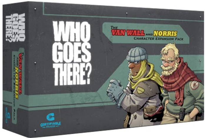 Who Goes There? Van Wall & Norris Expansion