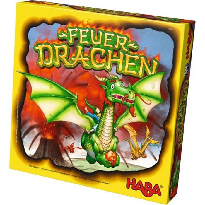 Feuerdrachen (Fire Dragon)