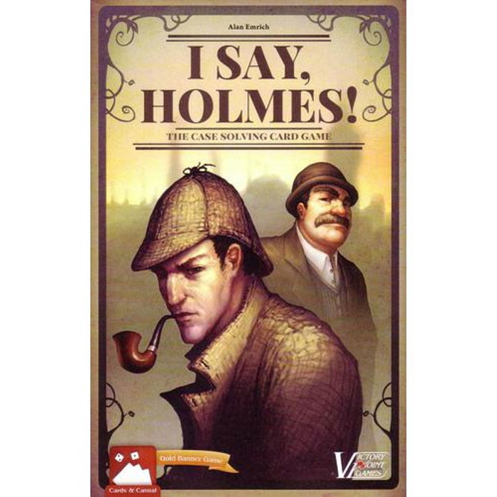 I Say, Holmes! (2nd Edition)