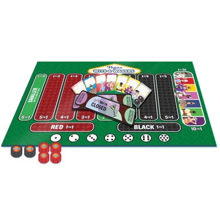 Wits & Wagers: Vegas Expansion