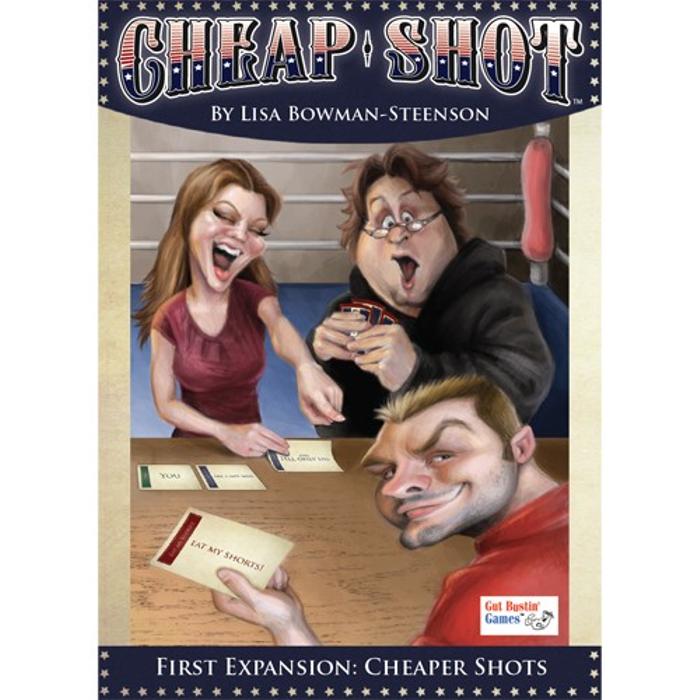 Cheap Shot: Cheaper Shots Expansion