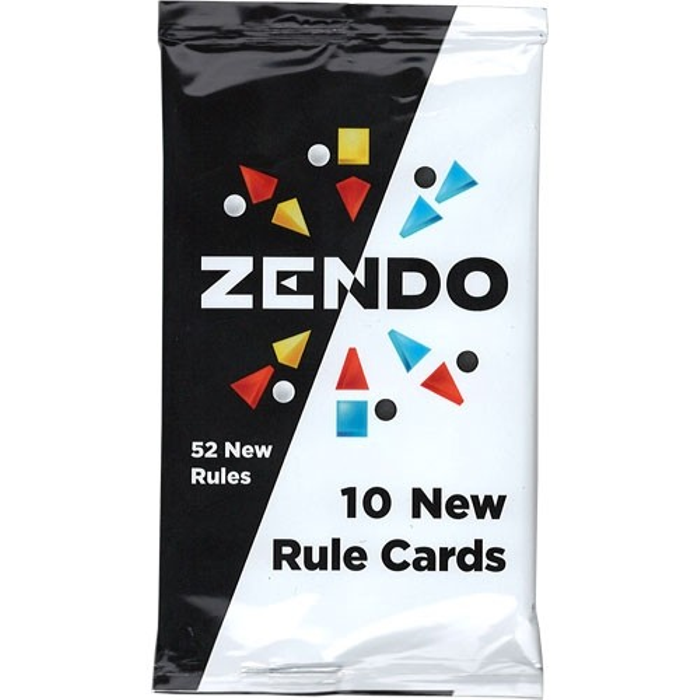 Zendo: New Rules Expansion #1