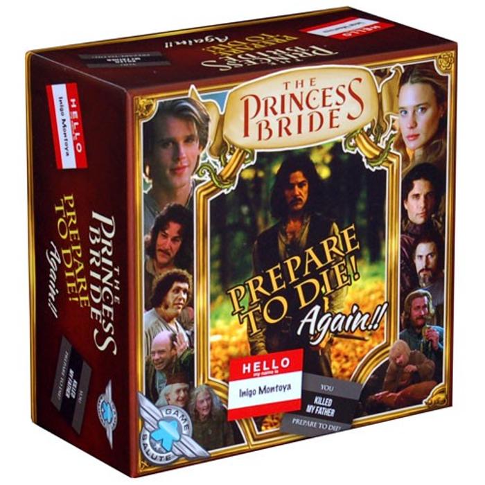 The Princess Bride: Prepare to Die! Again!!