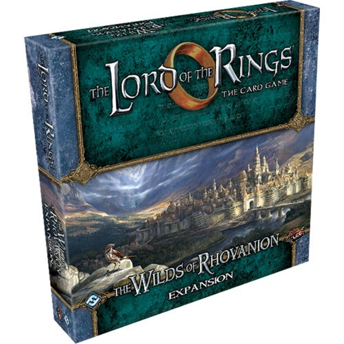 The Lord of the Rings LCG: The Wilds of Rhovanion Deluxe Expansion