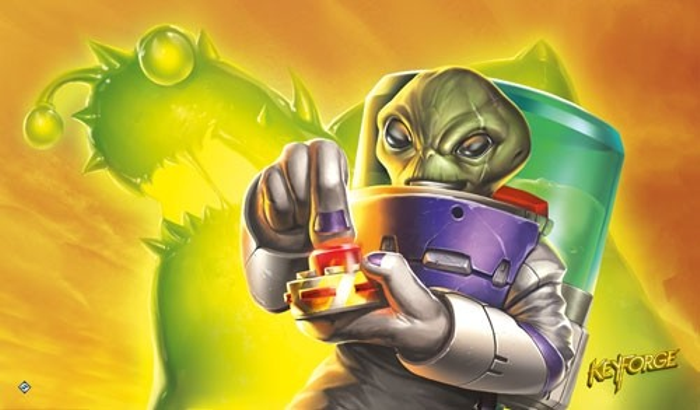 KeyForge: Call of The Archons - Martian Madness Playmat