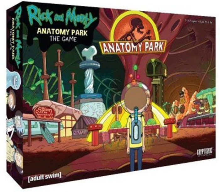 Rick & Morty: Anatomy Park