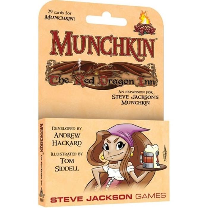 Munchkin: The Red Dragon Inn