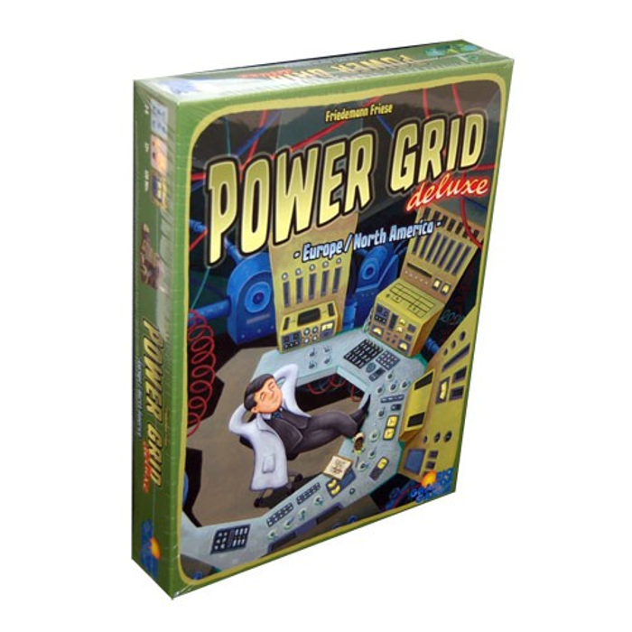 Power Grid Deluxe (Europe/North America)