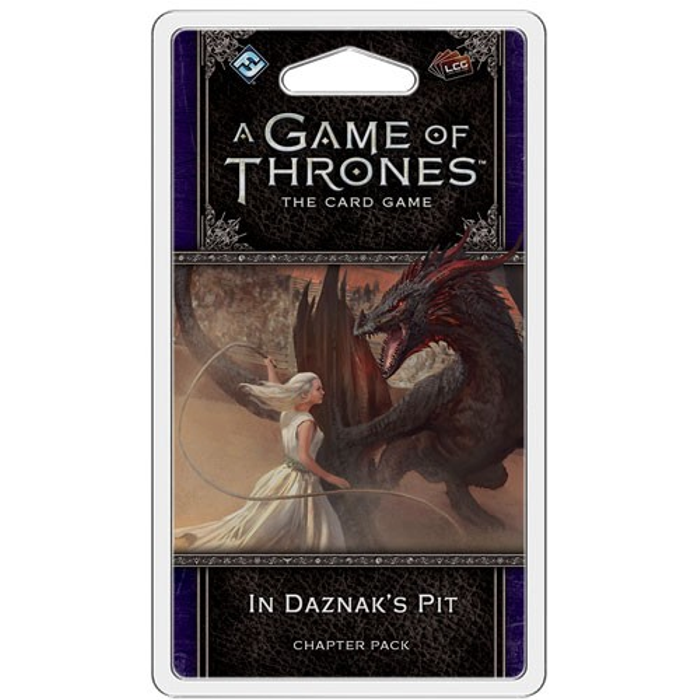 A Game of Thrones LCG (2nd Edition): In Daznak's Pit Chapter Pack