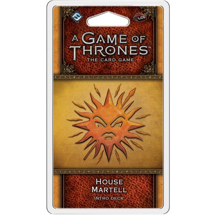 A Game of Thrones LCG (2nd Edition): House Martell Intro Deck