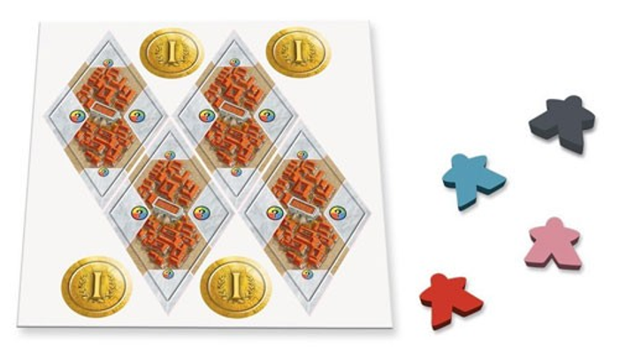 Rome: City of Marble - Patriarchs & Wild Tiles Expansion