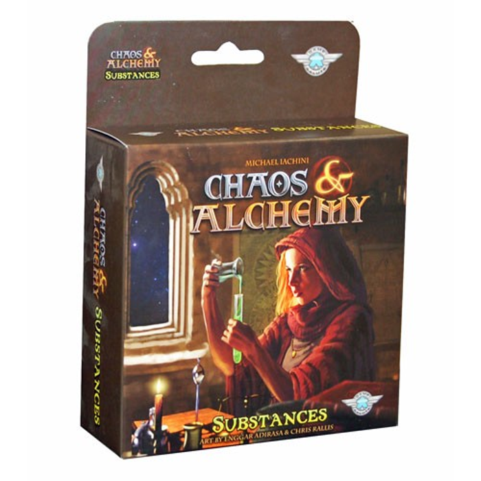 Chaos & Alchemy: Substances Expansion