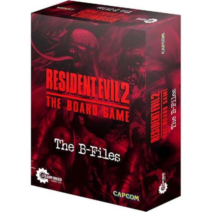 Resident Evil 2: The B-Files Expansion