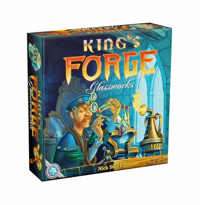 King's Forge: Glassworks Expansion