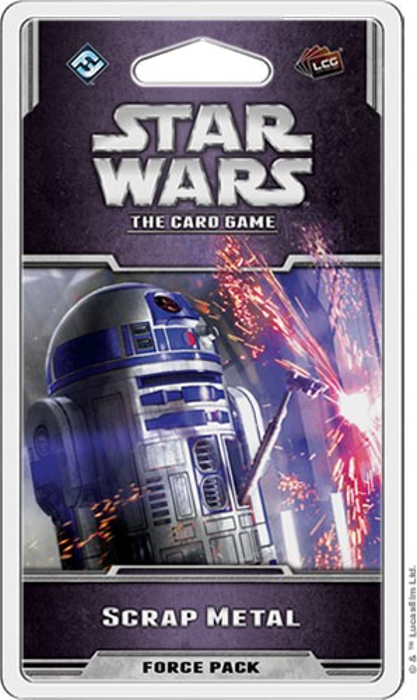 Star Wars: The Card Game - Scrap Metal Force Pack